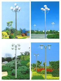扬州不锈钢庭院灯 SDTY-100
