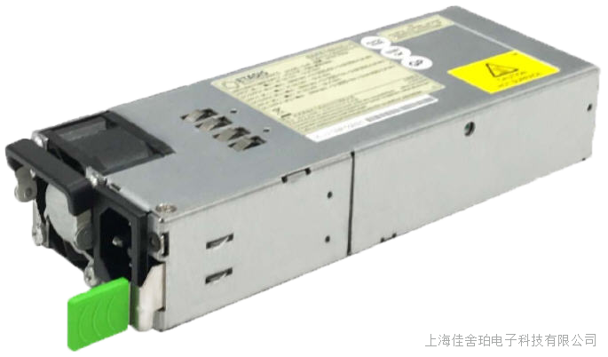 1800W,AC/DC 熱插拔服務器電源,1U冗余電源模塊,+12V和+12Vsb輸出,80+鉑金效率