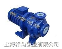 CQB-F全氟塑料磁力泵 CQB80-50-200FT