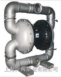 不锈钢气动隔膜泵 YY-25