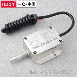 气体压力传感器 气体压力传感器参数 气体压力传感器选型