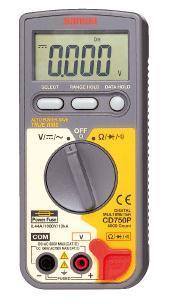 日本三和Sanwa数字万用表CD-750P|日本三和万用表CD-750P CD-750P