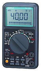 日本三和Sanwa数字万用表DA50C|三和万用表DA50C DA50C