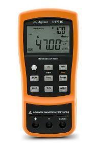 Agilent(安捷伦)手持式LCR测试表U1731C 100Hz/120Hz/1kHz U1731C