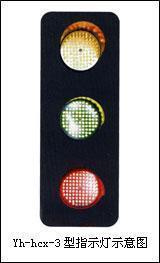 滑触线电压信号灯 Yh-hcx-2