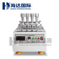 皮革摩擦脱色试验机 HD-P308