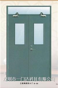 鋼質玻璃門價格