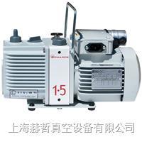 爱德华 E2M1.5 油封式旋片真空泵 Edwards真空泵 E2M1.5