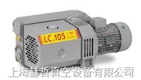 LC.105 意大利 D.V.P.真空泵 单级旋片真空泵 油封式真空泵 莱宝真空泵 LC.105