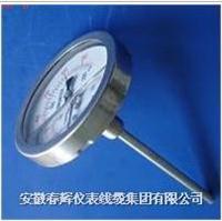 不锈钢耐震双金属温度计 WSSN-411