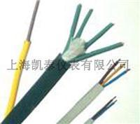 屏蔽聚氯乙烯护套安装软电缆 电缆