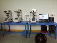 厂家直销不锈钢配件测试硬度计/维氏硬度计HV-1000 HV-1000