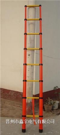 鱼竿式多节伸缩梯