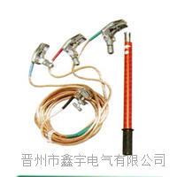 10KV-500KV户内户外高压接地线,成套接地线,标准接地线