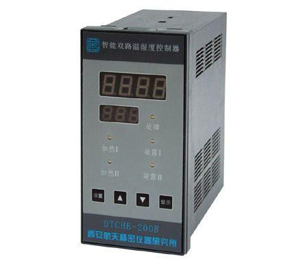 dtche-200b智能双路温湿度控制器 dtche-200b