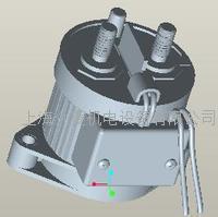 350A磁保持高压直流接触器/高压直流继电器/EV继电器 DC-350A/900VDC