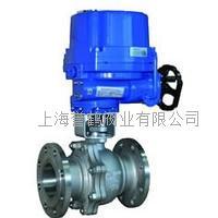 不锈钢电动球阀 Q941F-16P、Q941PPL-16R、Q961F