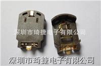 CR2032-8电池座SMT CR2032-8