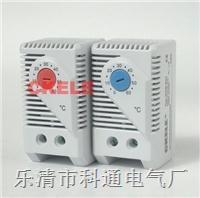 温度控制器KTS011 KTO011可调机械式温控器 电控柜设备机箱加热冷却温控开关 KTO011
