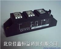 可控硅模块 IRKL56/12