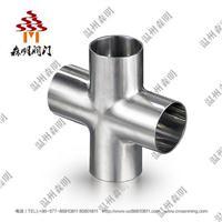 焊接式四通-卫生级 SM0321032