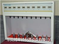 10組膠帶保持力測試儀試驗步驟 BLD-1008B