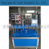 人造划痕板脚轮耐磨试验机、地板耐办椅脚轮磨耗试验机 BLD-DB4085