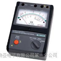 共立绝缘电阻测试仪KEW3123A高压兆欧表10000V KEW3123A