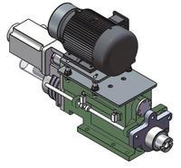 NC-BHD8-150伺服钻孔动力头/攻牙动力头 NC-BHD8-150
