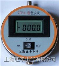 高压数显屏蔽微安表 ZGF-II型