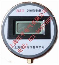 交流数显屏蔽微安表 ZGF-II型