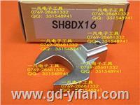 SH8D*16开口扳手头 SH8DX16 可换头扭力扳手头 TOHNICHI 东日