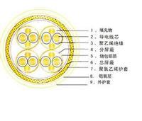 LSHF-FR-STP-120电缆规格型号 LSHF-FR-STP-120电缆规格型号