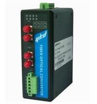 協議型RS485總線光纖通訊