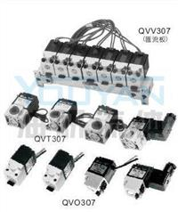QVT307,QVO307,QVT307V,QVO307V,二位三通直动型电控换向阀 QVT307,QVO307,QVT307V,QVO307V,