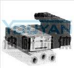 M3KA2,先导式5通集装型电磁阀