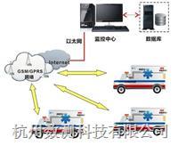 药品冷藏车GPRS温度监测系统 DT-GPRS21