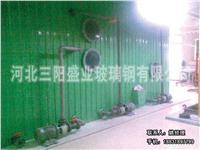FNJS-100型方型玻璃钢酸雾净化塔 FNJS-100型