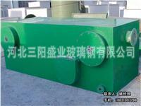 FNJS-100型方型玻璃钢酸雾净化塔
