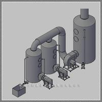 供应JHT-I(II)型酸雾净化塔