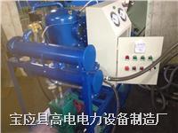 多功能高效真空滤油机 DZJ