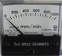 SCF-6 TOYOKEIKI 转速表 SCF-6