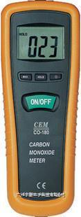 一氧化碳测试仪CO-180 香港CEM CO180