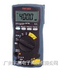 日本三和CD770新标准型数字万用表 CD770