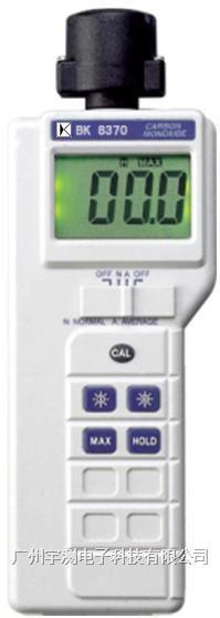 一氧化碳测试仪BK-8370有毒气体检测仪台湾贝克莱斯 BK8370