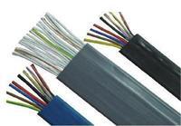 橡套扁电缆 硅橡胶扁电缆 橡胶护套扁电缆 YB