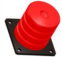 电梯用JHQ-D型聚氨酯缓冲器 JHQ-D