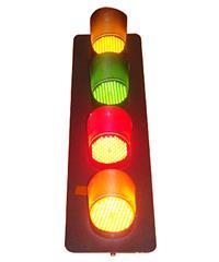 滑触线指示灯实物组图 ST