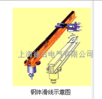 JGH-85/300A刚体滑触线和低阻抗滑触线 JGH-85/300A