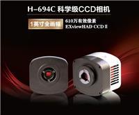 H-694CICE制冷化学发光荧光显微镜CCD工业相机 H-694CICE